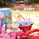 Sweetheart Party Ideas