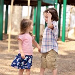 Growth Spurts, Sibling Love, and Kids Fashion