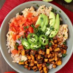 20 Minute Mexican Rice Bowl