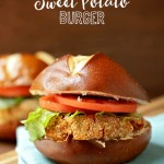 Sweet Potato Teriyaki Burgers