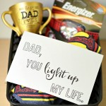 Saying Thanks to Dad This Father's Day {With Printables!}