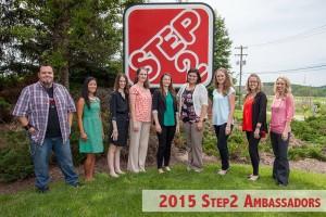 2015 Step2 Ambassadors