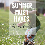 Active Mama Must Haves