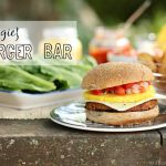 The Ultimate Veggie Burger Bar