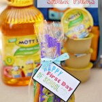 Easy Back To School Snack Packs