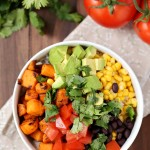 Thirty Minute Taco Bowl (& a PayPal Giveaway!!)