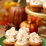 Pumpkin Spice Cheesecake Cups