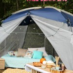 Fabulous Fall Glamping