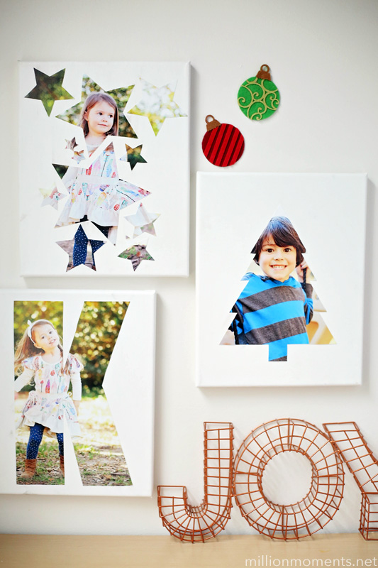 Easy Cutout Photo Canvas