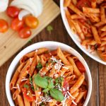 Easy One Pot Penne Pasta