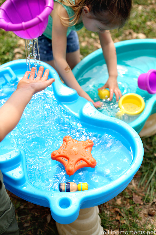 Sensory Play Water Tables