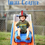 Step2 Hot Wheels Extreme Thrill Coaster {& Giveaway!}