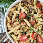 Summer Potluck Pasta {Everyone will love it!}