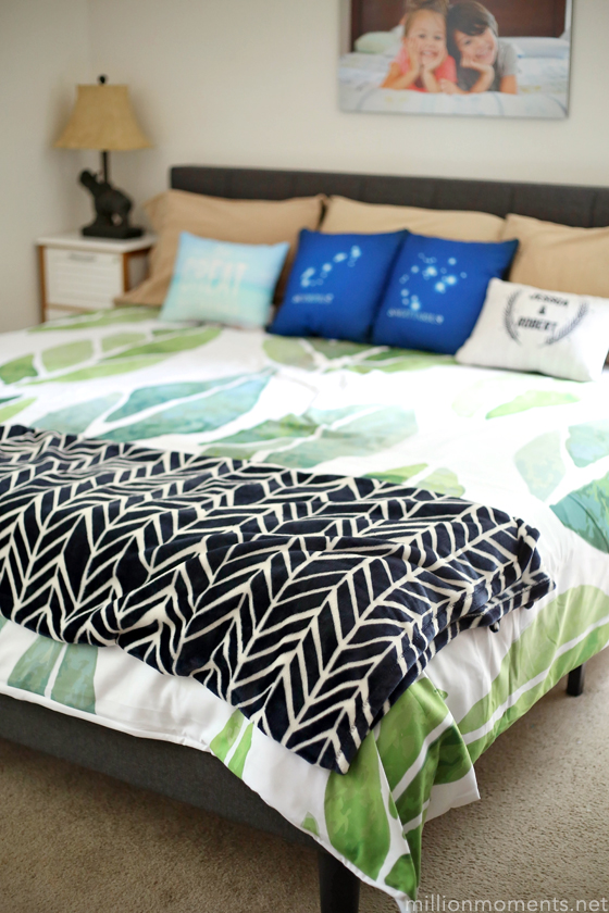 Our {Long Overdue} Bedroom Makeover