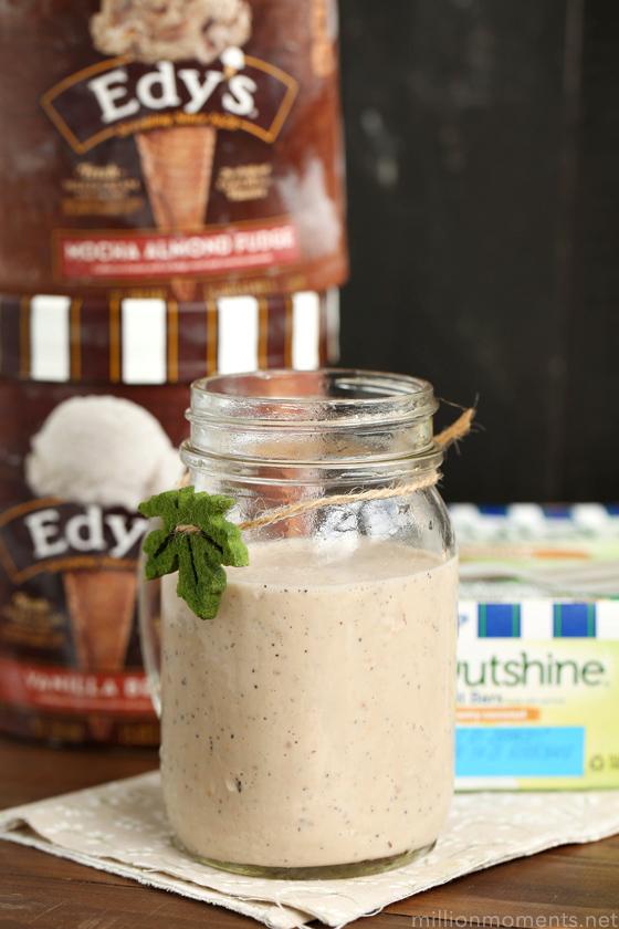 Easy Coconut Java Smoothie Recipe