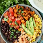 Easy family dinner: Mexican Rice Bowls