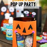 Halloween Pop Up Party Ideas