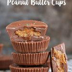Easy Vegan Peanut Butter Cups