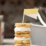 "Maple Vanilla ""Nice"" Cream Sandwiches"