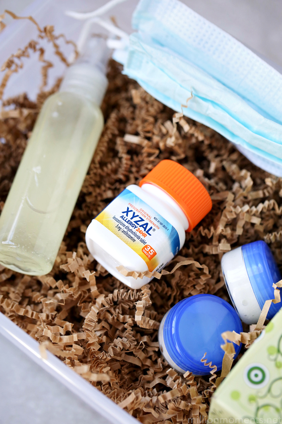 Tips to handle allergy season