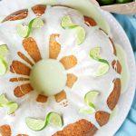 Key Lime Bundt Cake Recipe