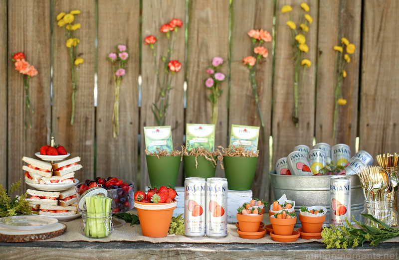 I Love Coming Up With Fun Themes And Creative Tablescapes Have A Gorgeous Garden Inspired Picnic To Share You