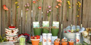 Rustic Garden Party