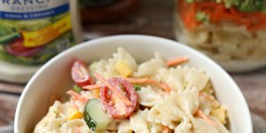 Take Along Pasta Salad {Two Great Varieties!}