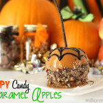 Creepy Candy Apples And An Easy Halloween Drink Recipe