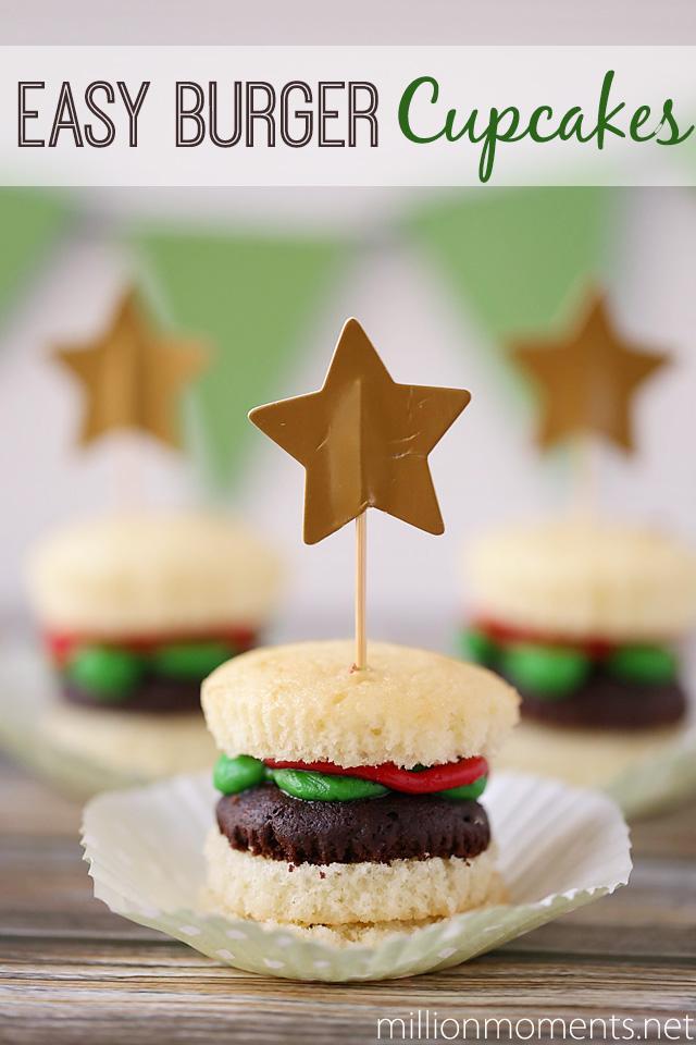 adorable party cupcake recipe