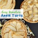 Easy Apple Tarts