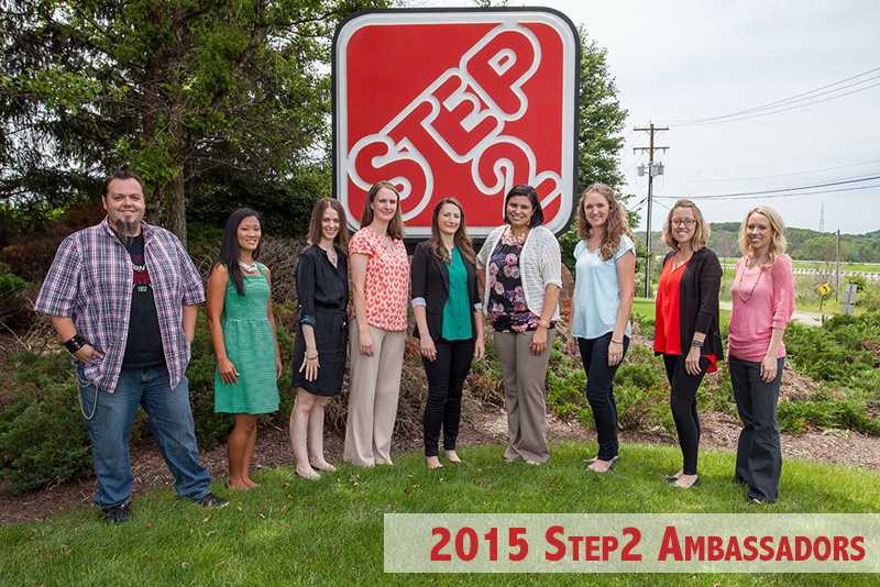 Visiting The Step2 Headquarters