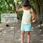 Tips for Photographing Busy Kids