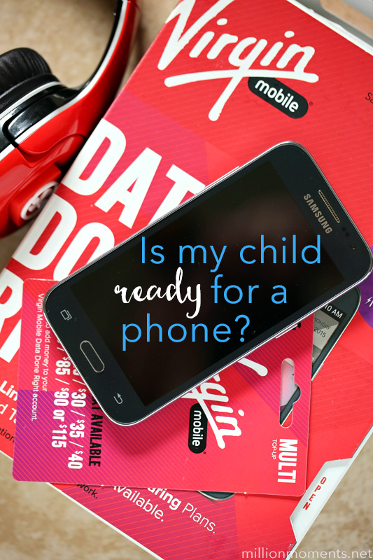 Is My Child Ready For A Phone?
