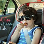 Travel Tips For Happy Kids