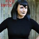 Cartoon Vampire Makeup Tutorial