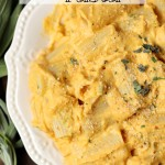 Easy Pumpkin And Sage Pasta Recipe