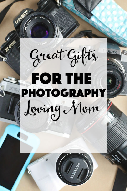 Photography gift guide