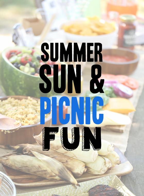 Easy Peasy Summer Picnic Ideas