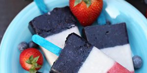 Firecracker Fruit Pops For A Healthy 4th Of July